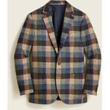 Ludlow Slim-fit Blazer In Irish Wool - Brown - J.Crew Jackets