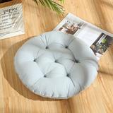 Goten 1 Piece Home Chair Seat Cushion Soft Chair Back Seat Pad Throw Pillow Floor Cushion Decorative Sofa Pillow Office Sit Cushion | Wayfair in Gray