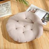 Goten 1 Piece Home Chair Seat Cushion Soft Chair Back Seat Pad Throw Pillow Floor Cushion Decorative Sofa Pillow Office Sit Cushion | Wayfair in Pink