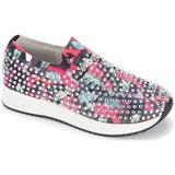 Cameron Jewel Joggers Shoes - Pink - Kenneth Cole Reaction Sneakers