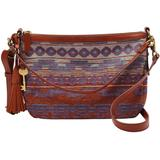 Jolie Fabric Crossbody - Red - Fossil Shoulder Bags