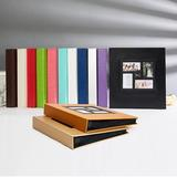 chiloyal Photo Album 4X6 500 Pockets Photos, Extra Large Capacity Family Wedding Picture Albums Holds 500 Horizontal & Vertical Photos (500Pockets)