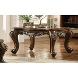 HHK HOME Latisha End Table In Antique Oak 82117, Size 0.0 H x 0.0 W x 0.0 D in | Wayfair