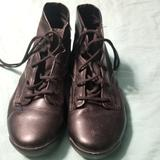 Converse Shoes | Military Combat Boots Low Top Style. 5.5-6 | Color: Black | Size: 6