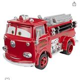 Disney Toys | Disney Cars Red Firetruck | Color: Red | Size: Osb