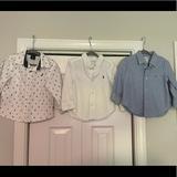 Ralph Lauren Shirts & Tops   Nautica & Ralph Lauren Bundle Size 18 Months   Color: Blue/White   Size: 18mb