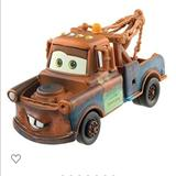 Disney Toys | Disney Cars Mater Tow Truck | Color: Brown | Size: Osb