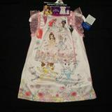 Disney Matching Sets | Disney Princess Girls Nightgown & Doll Gown Set | Color: Pink/Silver | Size: 2tg