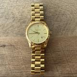 Michael Kors Accessories | Michael Kors Watch - Yellow Gold | Color: Gold | Size: Os