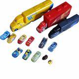 Disney Toys | Disney Cars Cars And Trucks | Color: Blue/Red | Size: Osb