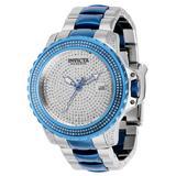 Invicta Subaqua 2.98 Carat Diamond Men's Watch - 47mm Steel Blue (34820)