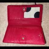 Kate Spade Accessories   Kate Spade Slim Bifold Wallet   Color: Red   Size: Os