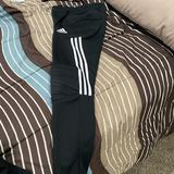 Adidas Other | Adidas Goalie Pants Youth Large | Color: Black/White | Size: Large Youth