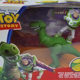 Disney Toys | New Disney Pixar Toy Story Rex'S Roarin Adventure | Color: Green | Size: Description