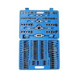 WFX Utility™ 110Pc Tap & Die Combination Set Tungsten Steel Metric Tools, Size 2.1 H x 17.4 W x 12.6 D in | Wayfair