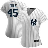 Gerrit Cole White New York Yankees Home Replica Player Jersey - White - Nike Tops