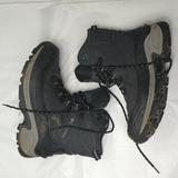Columbia Shoes | Columbia Waterproof Omniheat Boots Size 9 | Color: Black/Gray | Size: 9