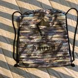 Lululemon Athletica Accessories | Ivivva- Girls Cinch Bag | Color: Black/Blue | Size: Osg