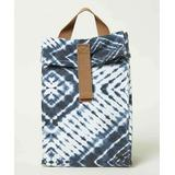 O'Neill Women's Lunch Bags and Lunch Boxes TDY - Navy & White Tie-Dye Picnic Lunch Bag