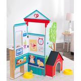 KidKraft Dollhouses Multi - Let's Pretend Pet Doctor Pop-Up