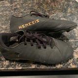 Adidas Shoes | Boys Adidas Nemesis Soccer Cleats Size 5 | Color: Black | Size: 5b
