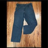 Carhartt Pants | Carhartt Fr Flame Resistant Canvas Pants 36x32 | Color: Blue | Size: 36
