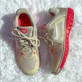 Nike Shoes   Nike   Womens Training Move Fit Sneakers Sz 8.5   Color: Gray/Pink   Size: 8.5