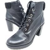 Michael Kors Shoes | Michael Michael Kors Chunky Platform Combat Boot | Color: Black | Size: 7.5