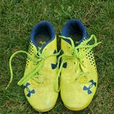 Under Armour Shoes | Kids Soccer Cleats | Color: Yellow | Size: 4bb