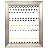 Red Barrel Studio® Tim Contemporary Picture Frame w/ Acrylic Facing Wood in Gray, Size 25.5 H x 19.5 W x 1.88 D in | Wayfair