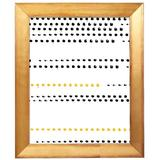 Red Barrel Studio® Tim Contemporary Picture Frame w/ Acrylic Facing Wood in Brown, Size 25.5 H x 19.5 W x 1.88 D in | Wayfair