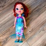 Disney Toys | Disney Ariel Baby Doll | Color: Blue/Purple | Size: Osg