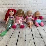Disney Toys | Baby Doll Bundle | Color: Pink | Size: See Description