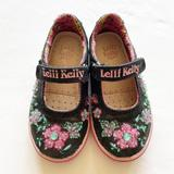 Lelli Kelly Beaded Floral Mary Janes Size