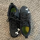 Under Armour Other | Kids Soccer Shoes | Color: Black | Size: 3.5y