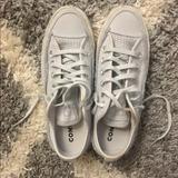 Converse Shoes   Converse Espadrille Platform Sneakers   Color: Blue   Size: 6