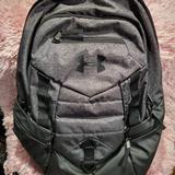 Under Armour Bags | Excellent Condition Under Armor Men'S Backback | Color: Black/Gray | Size: Os