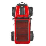 Bruce&Shark Remote Control Truck RC Cars For Child 1:10 Scale 2.4G, Size 12.0 H x 22.0 W x 12.8 D in   Wayfair T005-019-Red