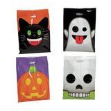 Oriental Trading Company Halloween Emoji Face Trick-Or-Treat Goody Bags - Halloween - Bags - 50 Pieces | Wayfair 13775210