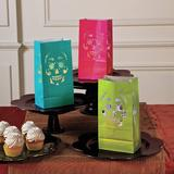 Oriental Trading Company Day Of The Dead Luminary Bags - Halloween - Bags - 12 Pieces | Wayfair 13605687