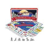 Late for the Sky Christmas-opoly Board Game, Size 2.06 H x 10.63 W x 15.38 D in   Wayfair 61827882