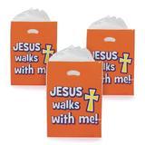 Oriental Trading Company Walk Safely w/ Jesus Goody Bags - Halloween - Bags - 50 Pieces | Wayfair 13743031