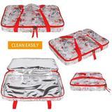 Red Barrel Studio® Insulated Casserole Travel Lunch Carry Bag, Size 2.4 H x 16.5 W x 11.0 D in | Wayfair AE142E967FD2419D871EEE1FF2FF019C