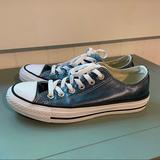 Converse Shoes   Converse Chuck Taylor Unisex All Star Ox Blue Fir   Color: Blue/Pink   Size: 7