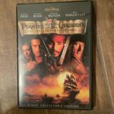 Disney Other   Disney Pirates Of The Caribbean Dvd   Color: Black/Red   Size: Os