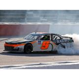 """""""Action Racing Noah Gragson 2021 NASCAR Xfinity Series Sport Clips Haircuts VFW Help A Hero 200 Race Win 1:24 Autographed Die-Cast Chevrolet Camaro"""""""