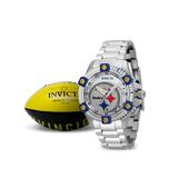 Invicta NFL Pittsburgh Steelers Women's Watch - 38mm Steel (35518)