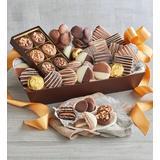 Belgian Chocolate Cookie Basket