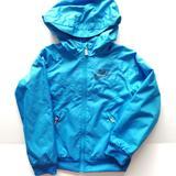 Nike Jackets & Coats | Like New! Nike Jacket For Boy, Size 4-5 | Color: Blue | Size: 4-5 Yrs