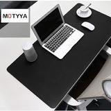 long_ye_da 3 In 1 Keyboard Mouse Pad Set, Extended Gaming Mouse Pad + Keyboard Wrist Rest Support + Non-Slip Mouse Wrist Cushion in Black | Wayfair